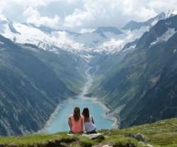 Foto Schlegeisspeicher, Austria immaginidivertenti.org