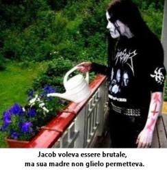 Jacob voleva essere brutale immaginidivertenti.org