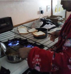 Non ha bisogno di un tostapane per la colazione immaginidivertenti.org